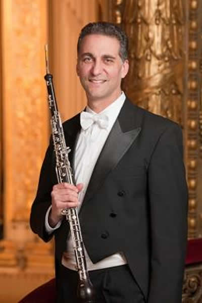 Robert Sheena, English Horn