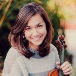 Ariana Kim, violin